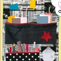 le rangement mural pop couture. Black Bedroom Furniture Sets. Home Design Ideas