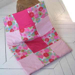 Edredon patchwork