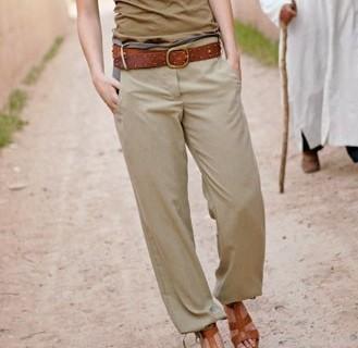 Pantalon baroudeur