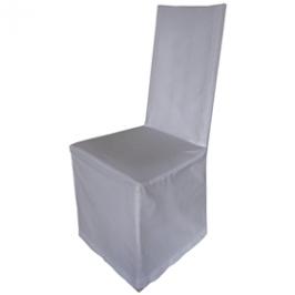 Housse de chaise patron gratuit 28 images coussin de for Coudre housse chaise