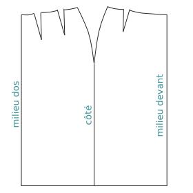 patron de base jupe pop couture. Black Bedroom Furniture Sets. Home Design Ideas
