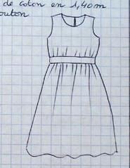 Robe basique