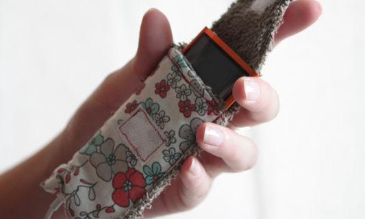 Tuto Pochette Ipod nano