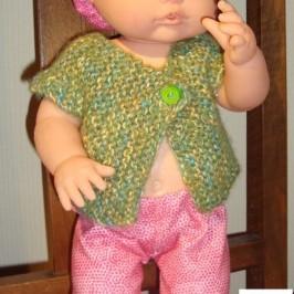 Pantalon de poupée
