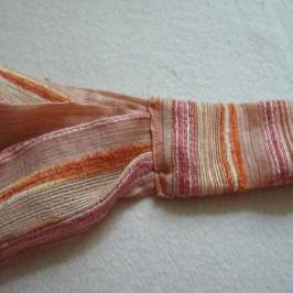 Tuto bandeau foulard