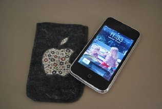 Housse à pomme Iphone