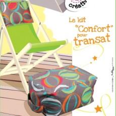 kit confort pour transat