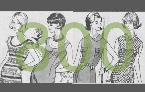 800 tutos de couture gratuits