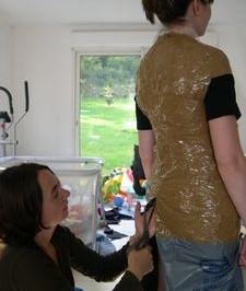 Réaliser son propre mannequin de couture