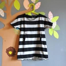 Le T-shirt qui devient robe