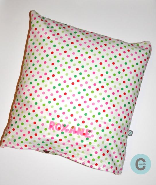La taie d'oreiller minute - Pop Couture