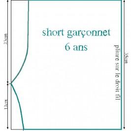 Short de garçonnet