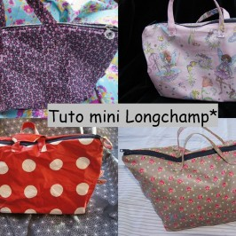 Sac mini Longchamp*