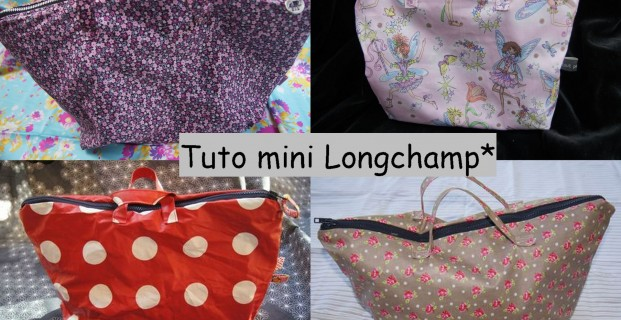 Sac mini Longchamp*