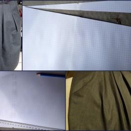 Ajouter des plis à une jupe