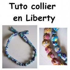 Collier en Liberty
