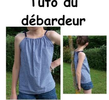 Débardeur facile - Pop Couture