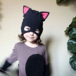 Déguisement chat Mistigri