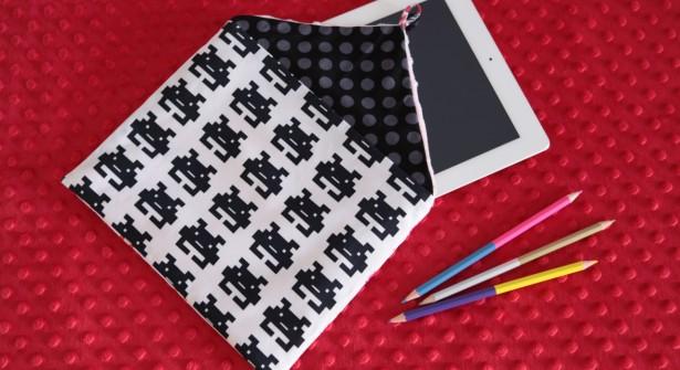 Rideau De Bureau : Housse tablette facile pop couture