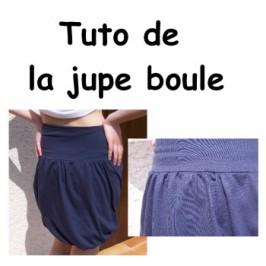 Jupe boule