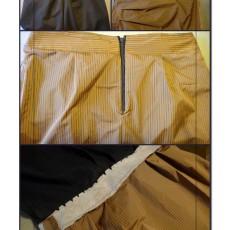 Doubler une jupe