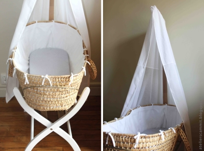 coudre un voile de lit. Black Bedroom Furniture Sets. Home Design Ideas
