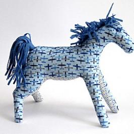 Léopold le petit cheval