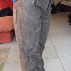 Montage d'un pantalon