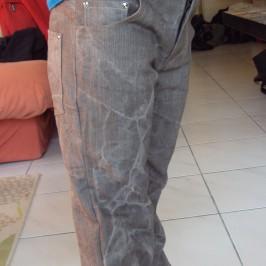 Tuto : montage d'un pantalon