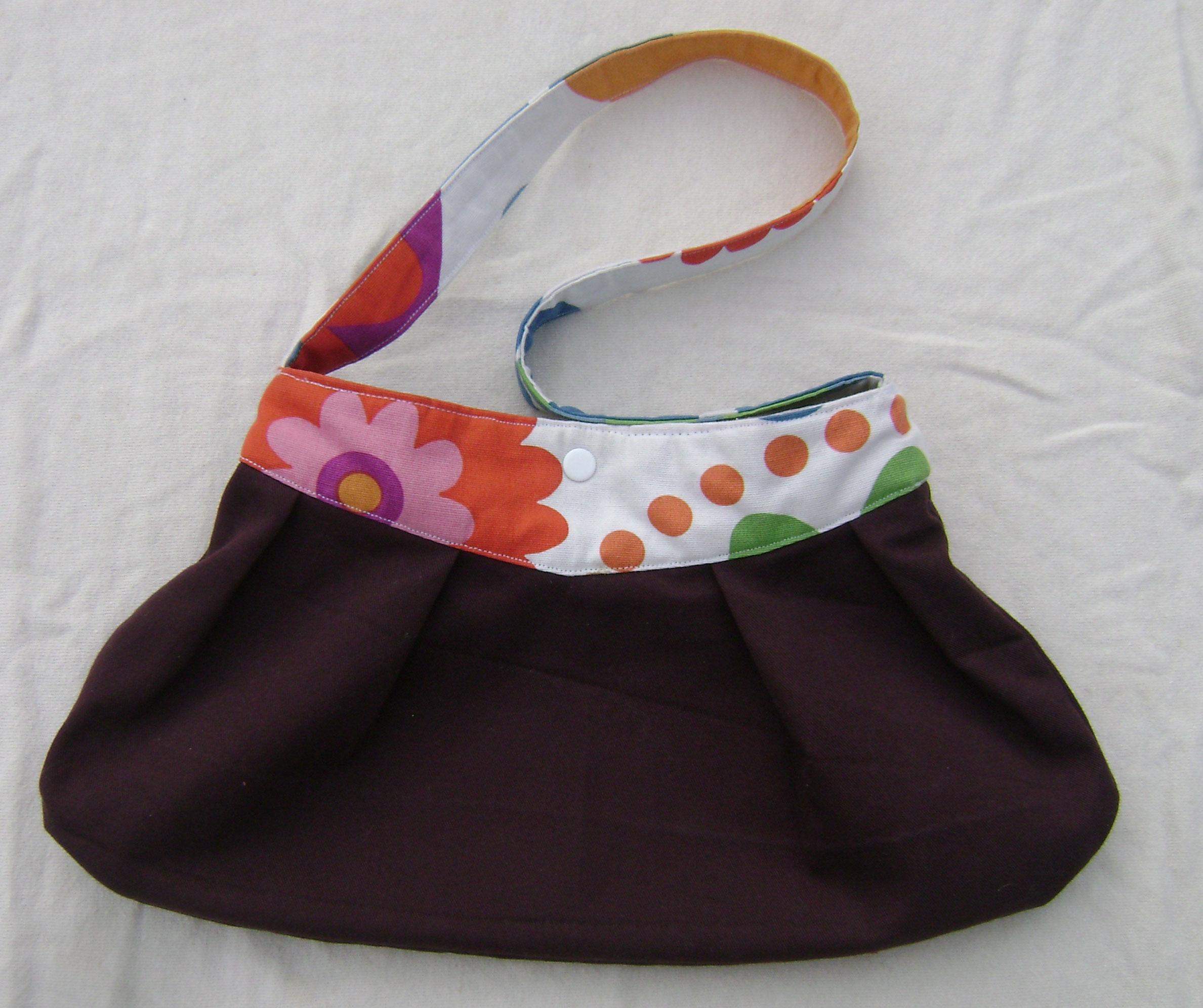 Patron du sac main siba pop couture - Couture sac a main ...