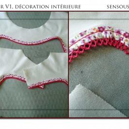 Ganser V1: décoration intérieure