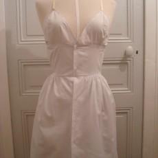 Transformer une chemise en robe