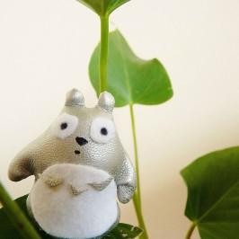 Mini doudou Totoro