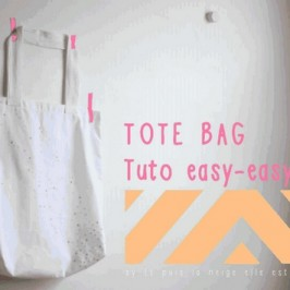 Tote bag easy-easy Baby