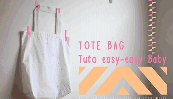 Tote bag easy-easy Baby
