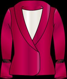 patron couture chale