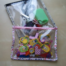 Trousse crystal