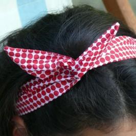 Headband des vacances