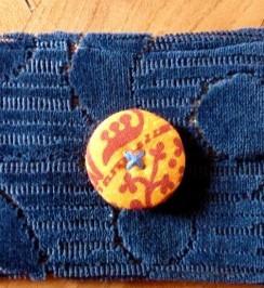 Recouvrir un bouton moche