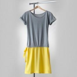 2 T-shirts = une robe