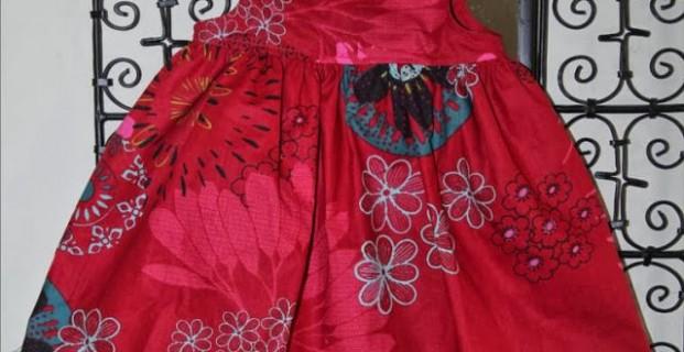 Tuto Robes à Fronces – Intemporels pour bébé