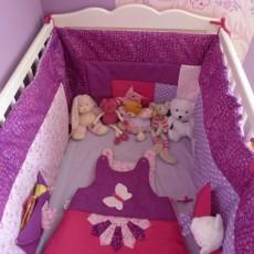 Tour-de-lit bébé