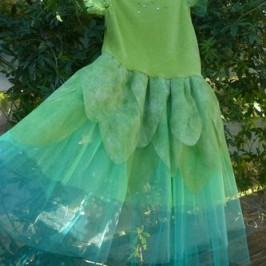 Robe de Fée Clochette