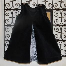 Ajouter un pli creux à une robe chasuble