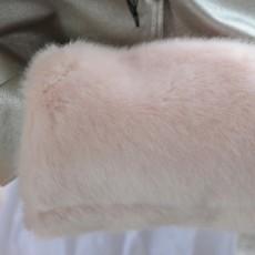 Manchon fourrure