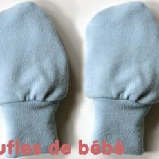 Moufles bébé