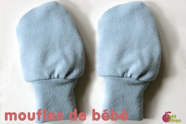 Moufles bébé - Pop Couture b0dc76f8d4e