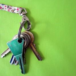 Attache-clés de sac