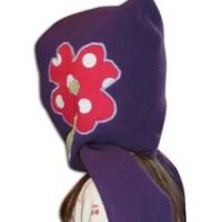 Combin charpe bonnet 2 en 1 pop couture for Machine a coudre 8110