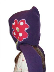 Combiné «écharpe/bonnet» 2 en 1